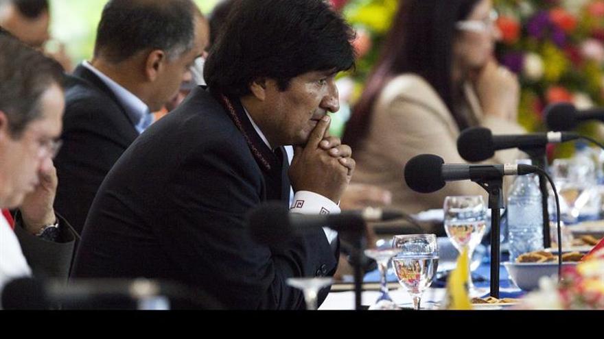 """Evo Morales dice que EE.UU. quiere """"una Siria o un Afganistán"""" en América Latina"""