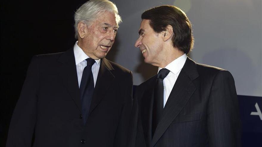 Vargas Llosa advierte del divorcio entre la universidad y la sociedad