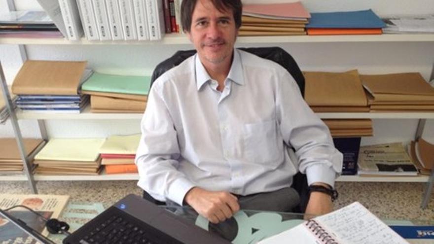 Aitor Guenaga, nuevo director de eldiarionorte.es.