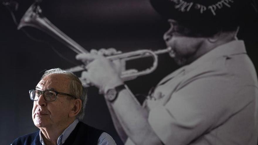 Añúa:Nunca pensé que el Festival de Jazz de Vitoria llegara a cumplir 40 años
