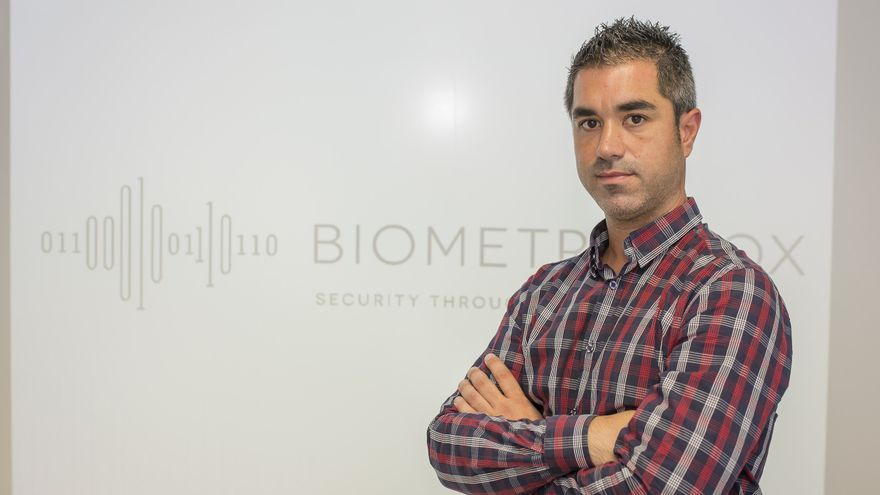 Carlos Heredia, CIO de Biometric Vox