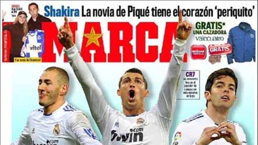 De las portadas del día (26/02/2011) #11