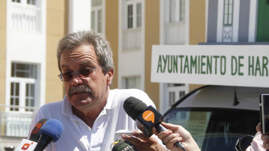 Torres Stinga. FOTO: Diario de Lanzarote.