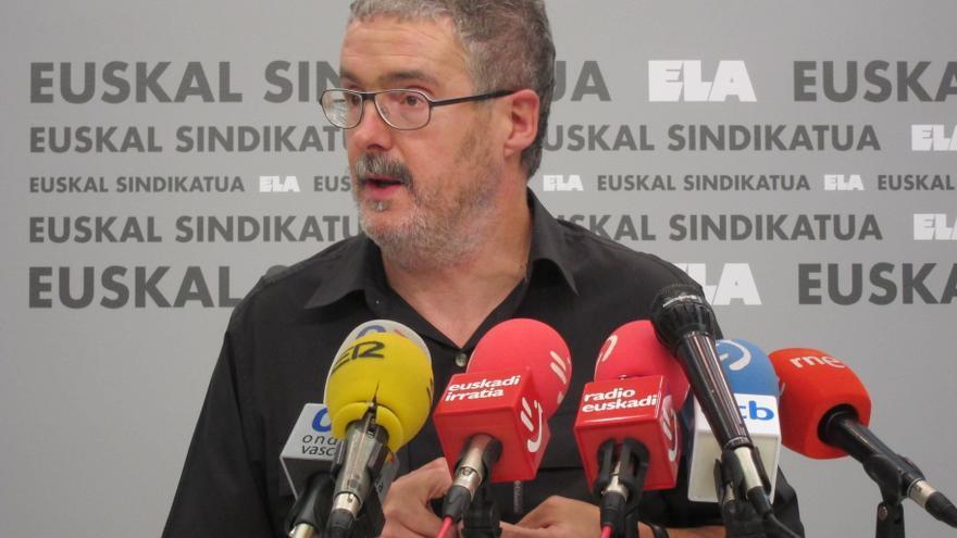"""ELA censura que """"ninguno de los que se sienta a la mesa hoy"""" con Urkullu ha dicho """"qué defiende en fiscalidad"""""""