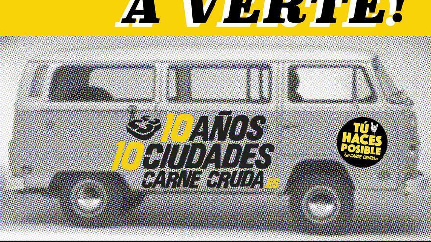 Carne Cruda Tour
