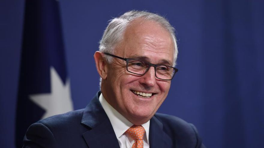 Primer ministro australiano anuncia la victoria de su partido en elecciones