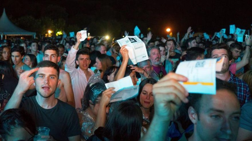 """La organización valora """"posibles acciones"""" ante la incomparecencia de Guetta"""