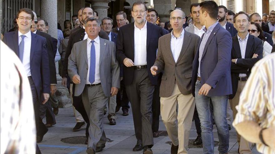 Rajoy inicia los pasos para parar la resolución y subraya que no habrá ninguna fractura