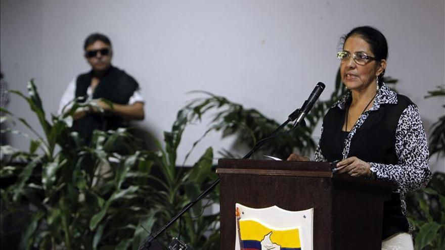 Las FARC proponen crear un sistema de alerta sobre la presencia de paramilitares