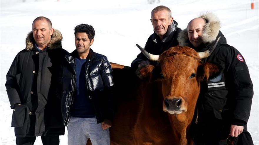 """""""La vaca"""", una singular """"road movie"""" sobre la multiculturalidad en Francia"""
