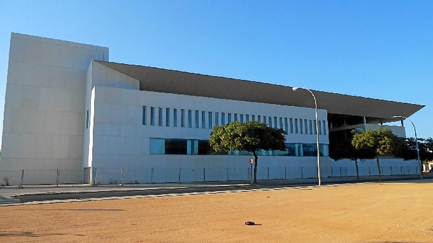 Palacio de congresos de Ayamonte.