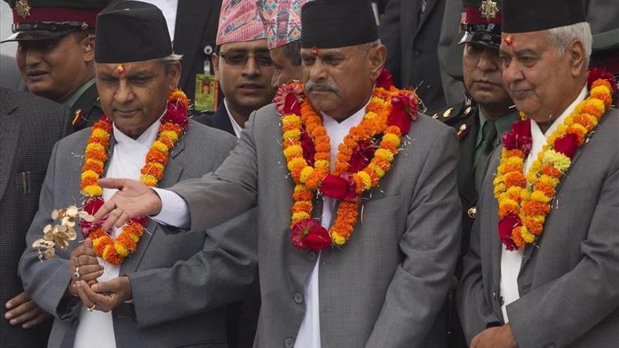 Nepal promulga la Constitución