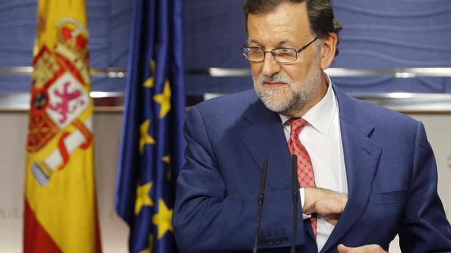 Rajoy: Es prioritario mandar los presupuestos de 2017 a Bruselas en octubre