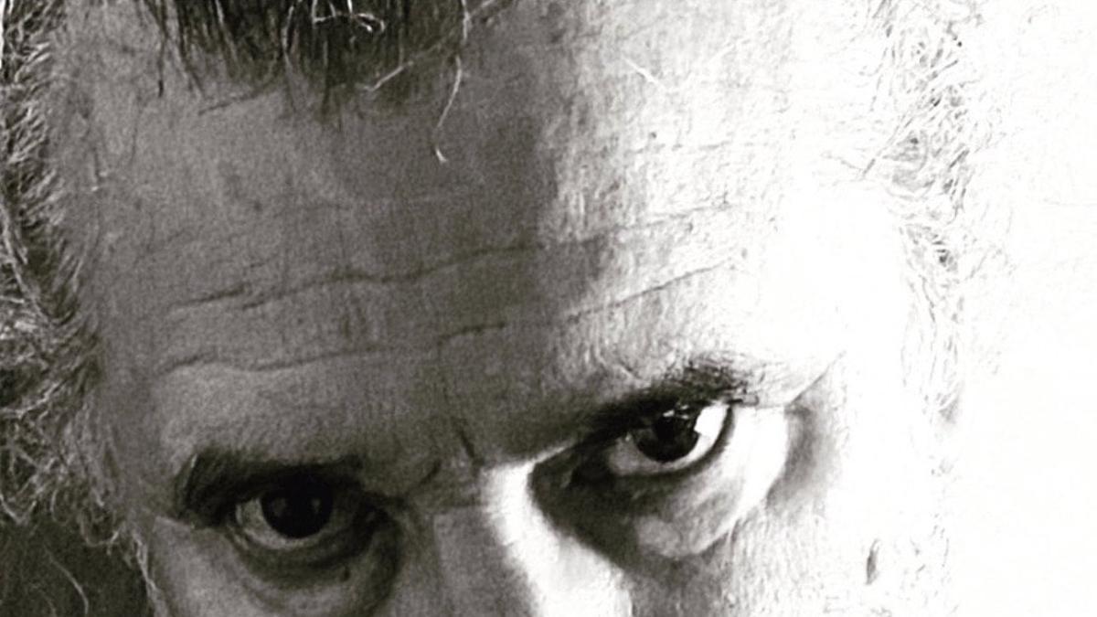 El escritor Gabriel Bertotti