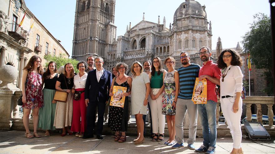 Presentación Festival Voix Vives en Toledo
