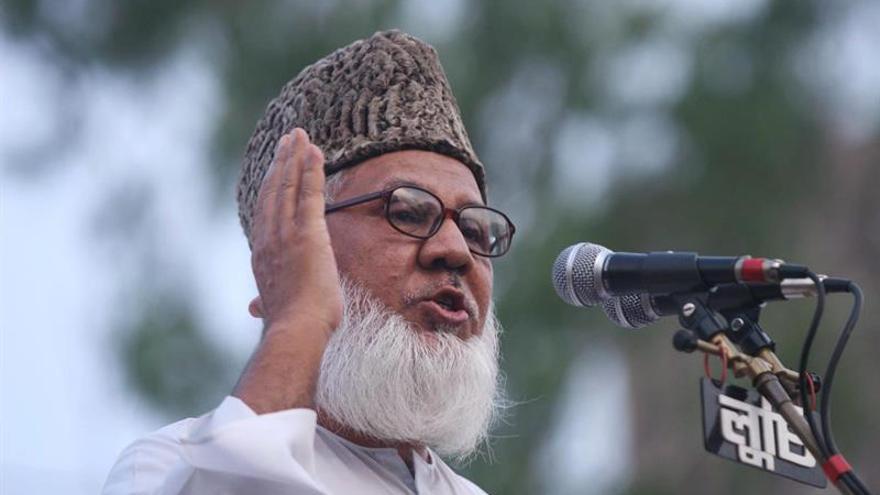 Ejecutado el líder de los islamistas en Bangladesh por crímenes de guerra