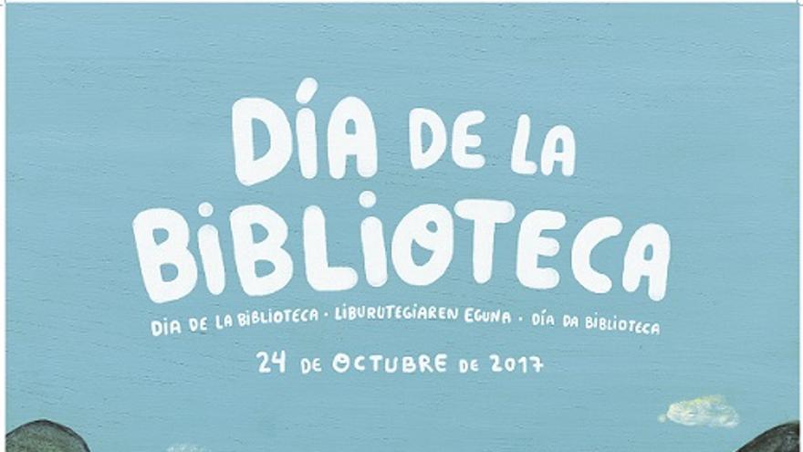 Para el cartel de este año se ha contado con Alejandro Palomas, ganador del Premio Nacional de Literatura Infantil