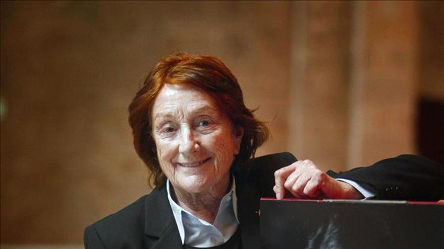 """La escritora Rosa Regàs gana el Biblioteca Breve con """"Música de cámara"""""""