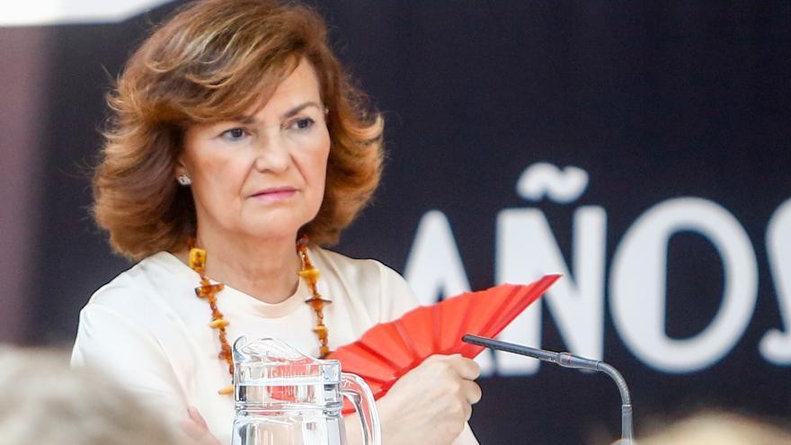 Calvo acusa a Podemos de tumbar la investidura de La Rioja con una sola parlamentaria