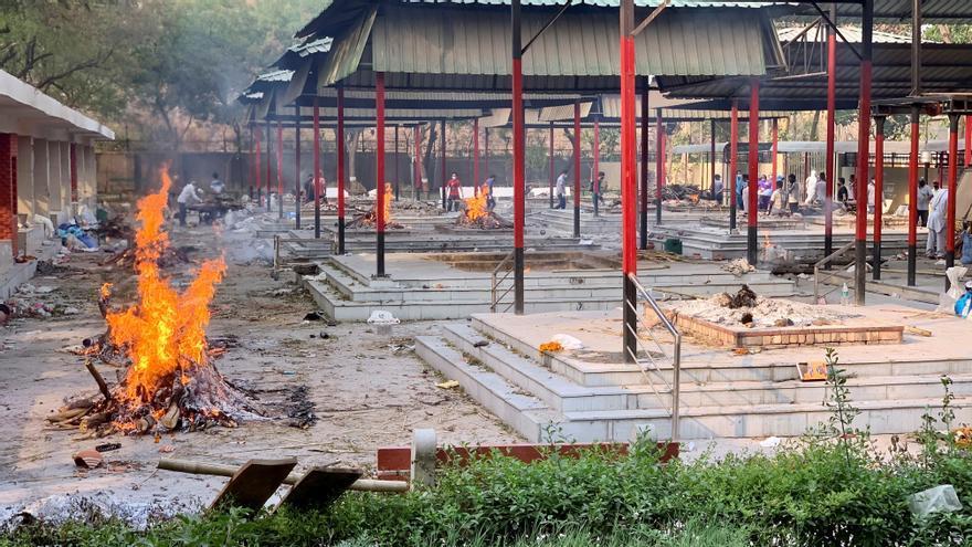 India multiplica por diez su cifra oficial de muertos por covid según estudio