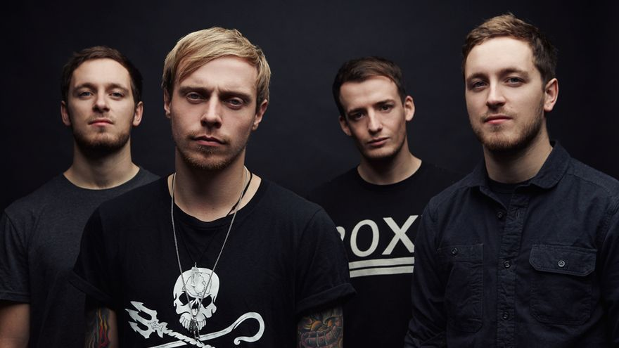"""Sam Carter de Architects dice: """"Not on my show"""""""
