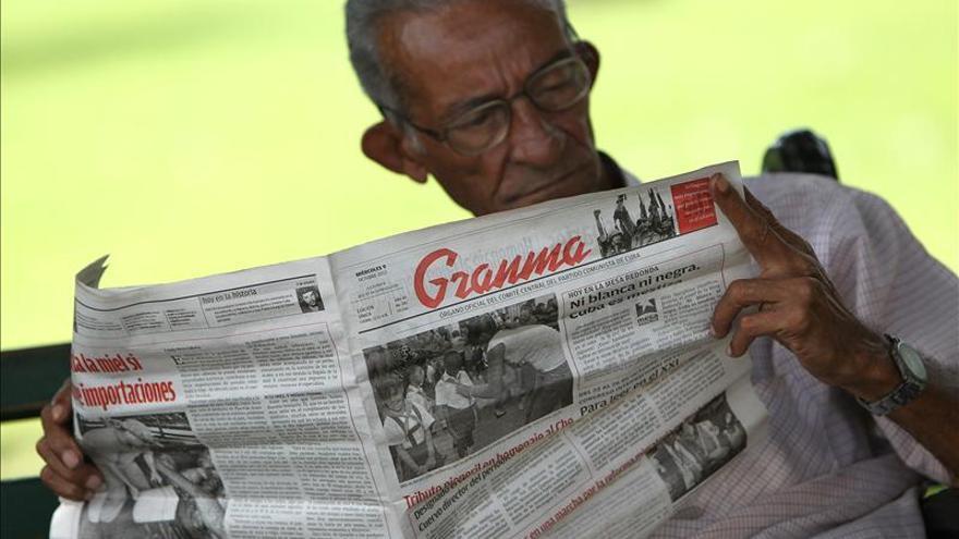 El diario oficial Granma lanza una encuesta entre sus lectores sobre contenidos y diseño
