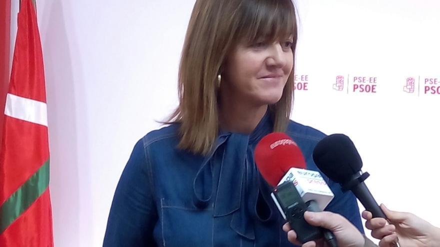 """Mendia no cree """"imposible"""" que PSOE sume a Podemos y C's porque en Euskadi ya se ha """"emulsionado derecha e izquierda"""""""