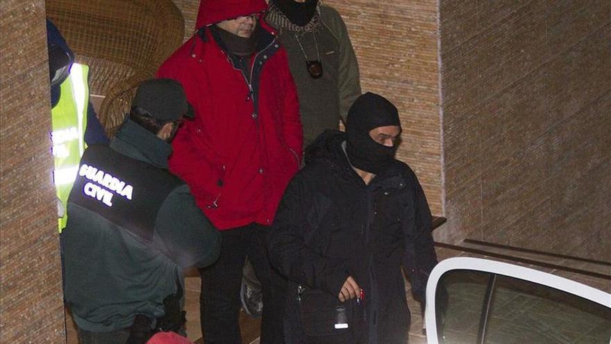 La Audiencia prorroga la prisión preventiva de Romanov por riesgo de fuga