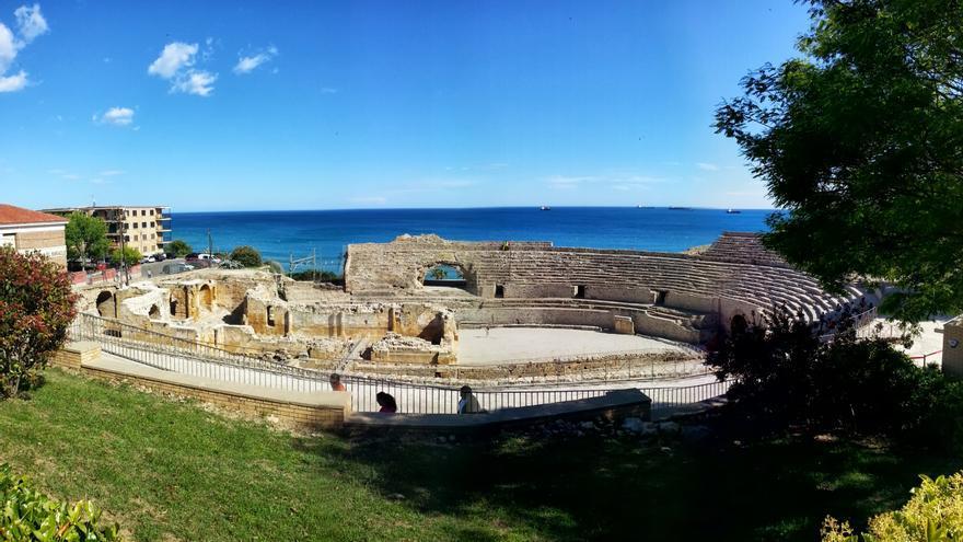 Anfiteatro de Tarraco.