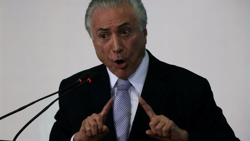 Temer nombra a la diputada Cristiane Brasil nueva ministra de Trabajo