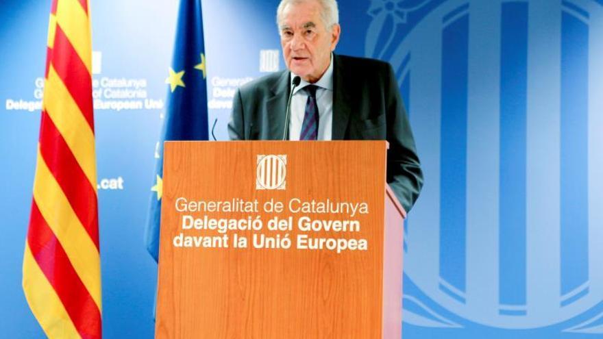 """La Generalitat de Cataluña reactiva sus """"embajadas"""" y dará prioridad a Bruselas"""