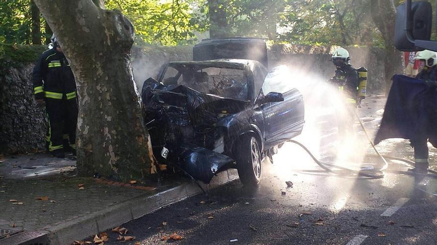 16 personas han muerto en accidentes de tráfico en Cantabria en lo que va de año, la misma cifra que el pasado