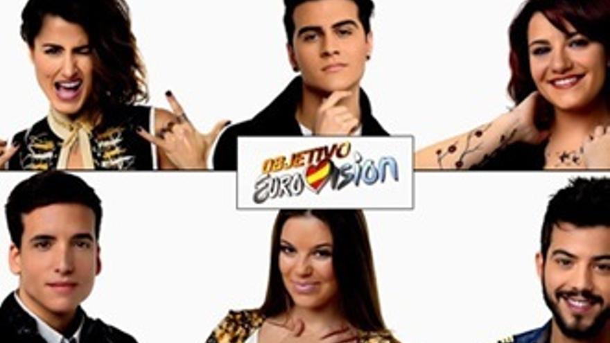 El último alegato de los 6 candidatos a Eurovisión por la gala de hoy en TVE