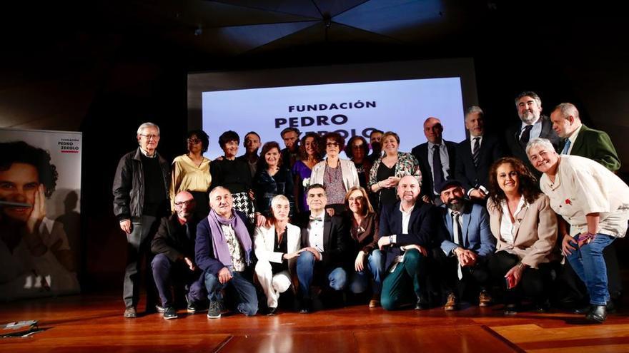 Inauguración de la Fundación Pedro Zerolo.