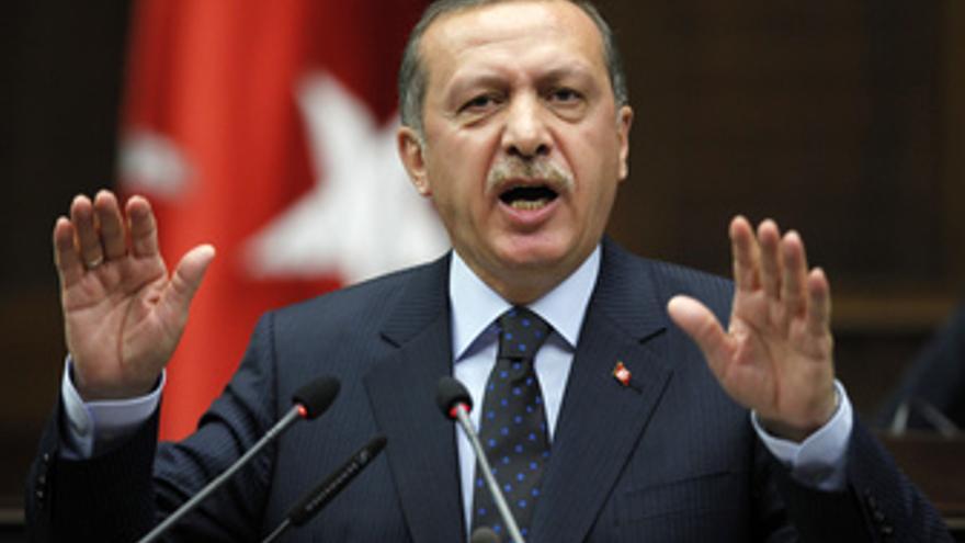 El primer ministro turco, Recep Tayyip Erdogan