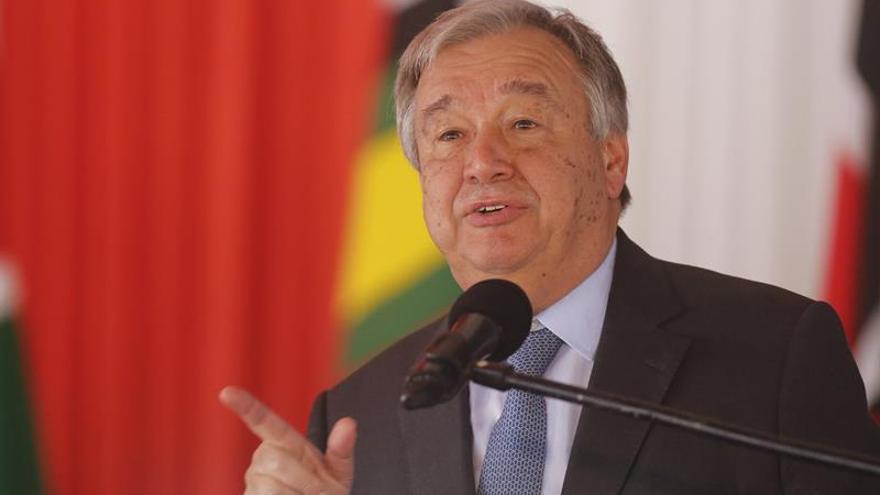 La ONU exige a los Gobiernos más medidas contra el tráfico de personas