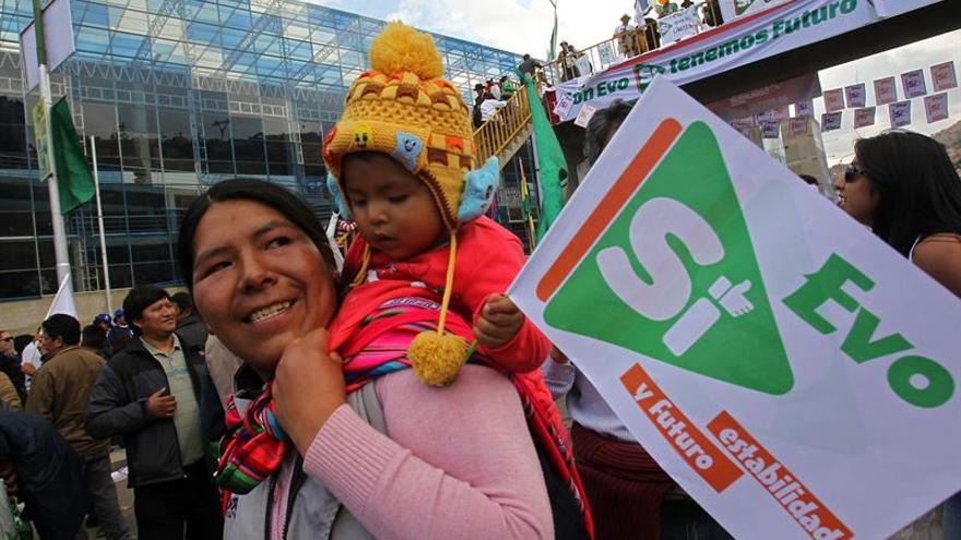 Llaman a votar en libertad y garantizar transparencia en el referendo boliviano