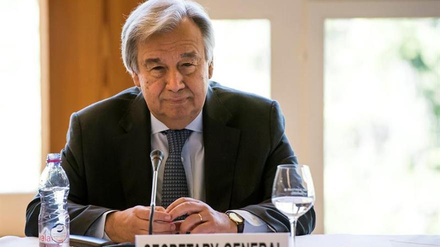 """Guterres apunta a la reforma de las Naciones Unidas para que """"se adapte y cumpla"""""""