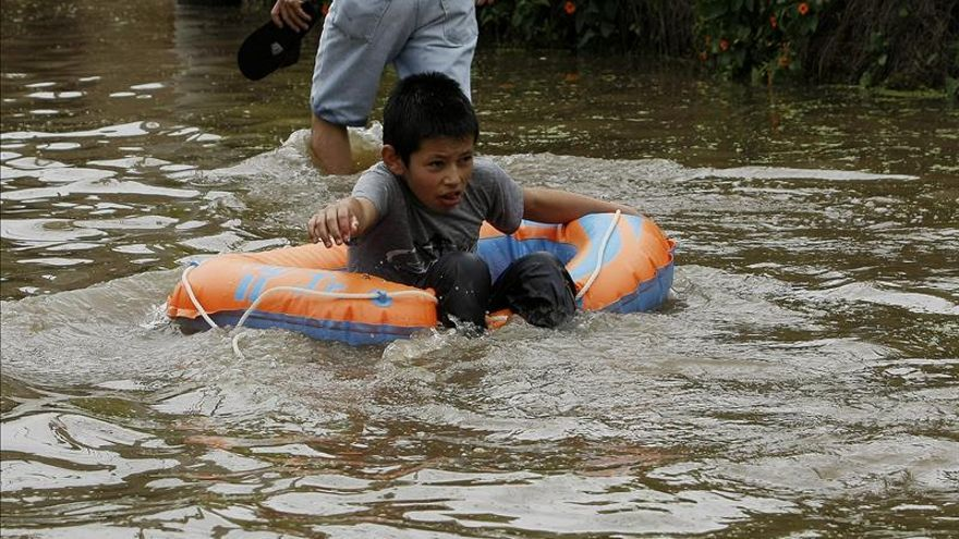 Más de 500 millones de niños en riesgo por el cambio climático, según Unicef