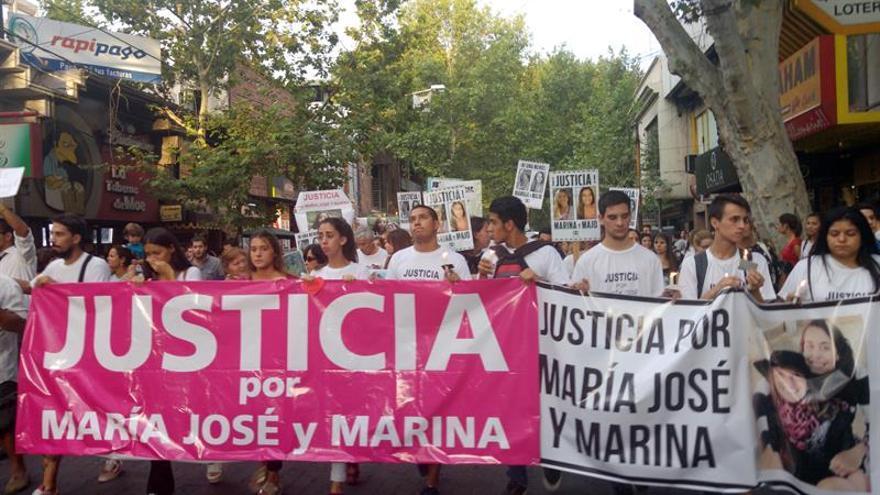 Peritos hallaron droga en los cuerpos de las jóvenes argentinas asesinadas en Ecuador