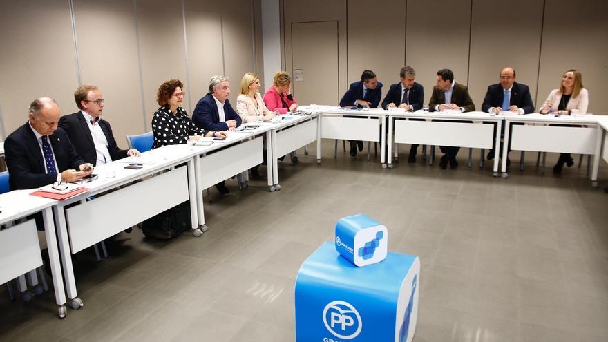 """Moreno (PP-A) dice """"que donde hay alternancia hay crecimiento"""" y rechaza 'fake encuestas' que buscan desmovilizar"""