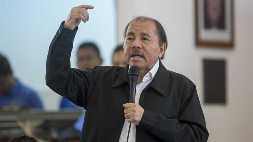 Ortega no estará en reanudación del diálogo para saldar crisis de Nicaragua