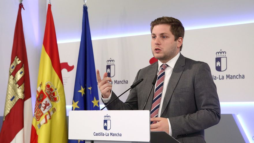 El portavoz del Gobierno en funciones, Nacho Hernando