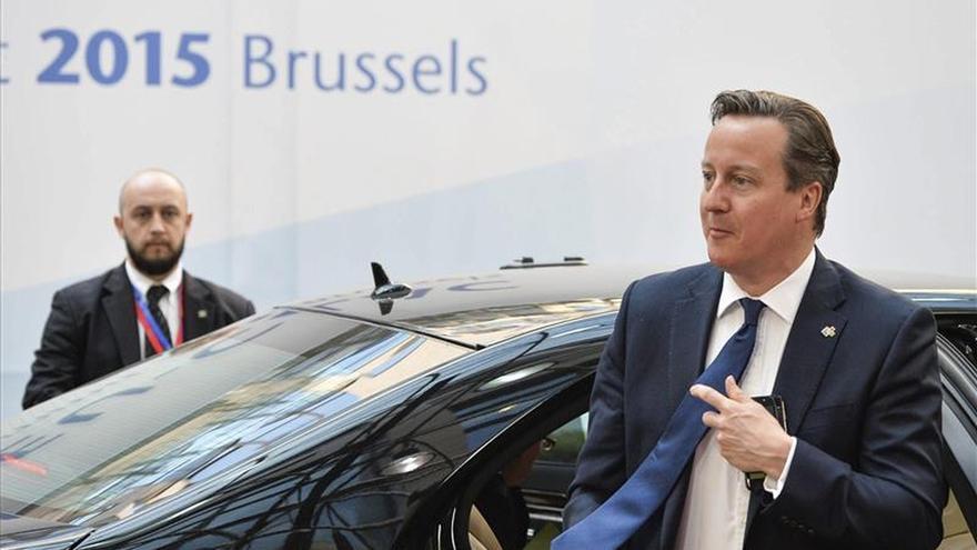 Cameron defendió la autodeterminación de las Malvinas en la cumbre UE-Celac