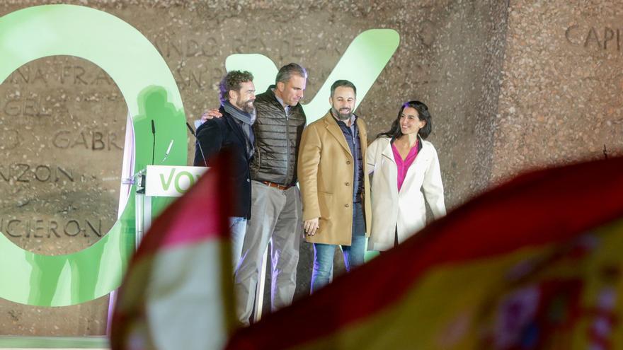 Vox recurre a la JEC sobre el veto a periodistas y alega problemas de aforo en su sede