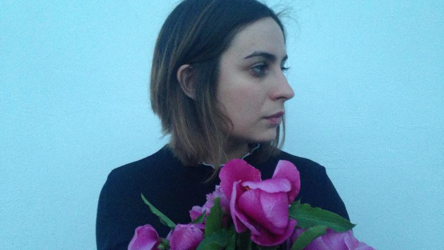 María Sánchez, autora de 'Tierra de mujeres'