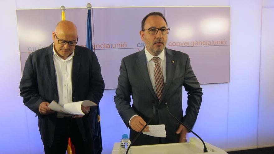 """CiU ve preocupación """"más allá"""" de sus filas ante la victoria de Colau"""