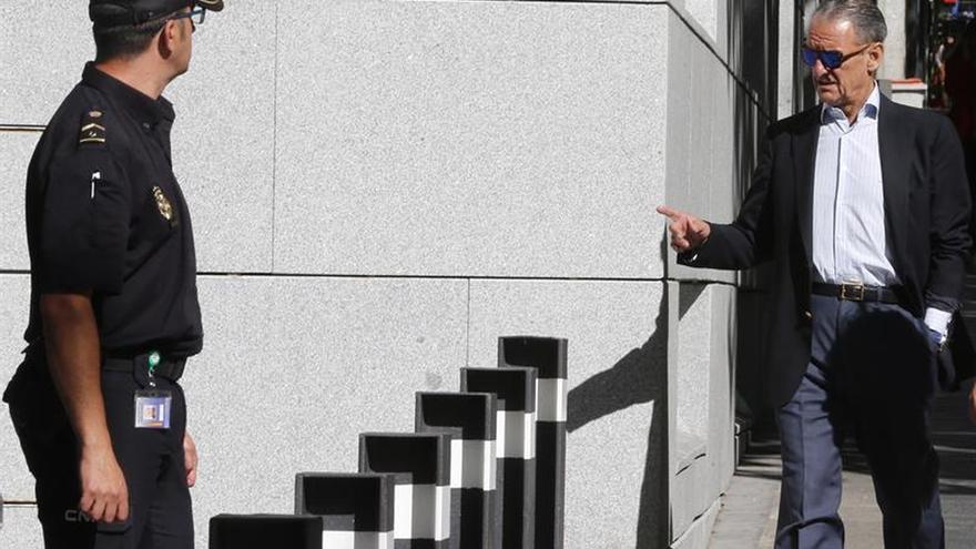 El juez Pedraz se desplazará a Suiza para recabar datos sobre Mario Conde