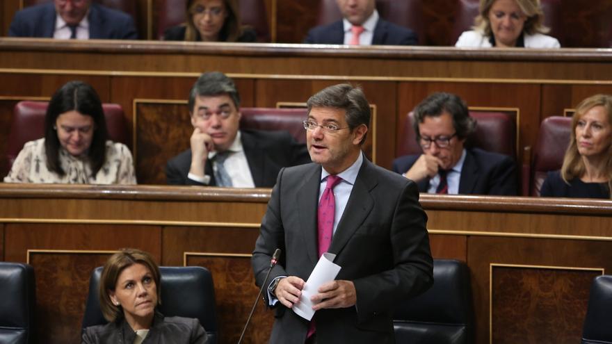 Catalá insta al PSOE a trabajar conjuntamente para reformar la Justicia y fortalecer su independencia