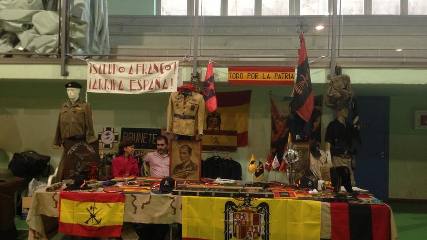 """La alcaldesa de Quijorna (Madrid) pide """"disculpas"""" a quienes se hayan sentido """"heridos"""" por el mercadillo profranquista"""